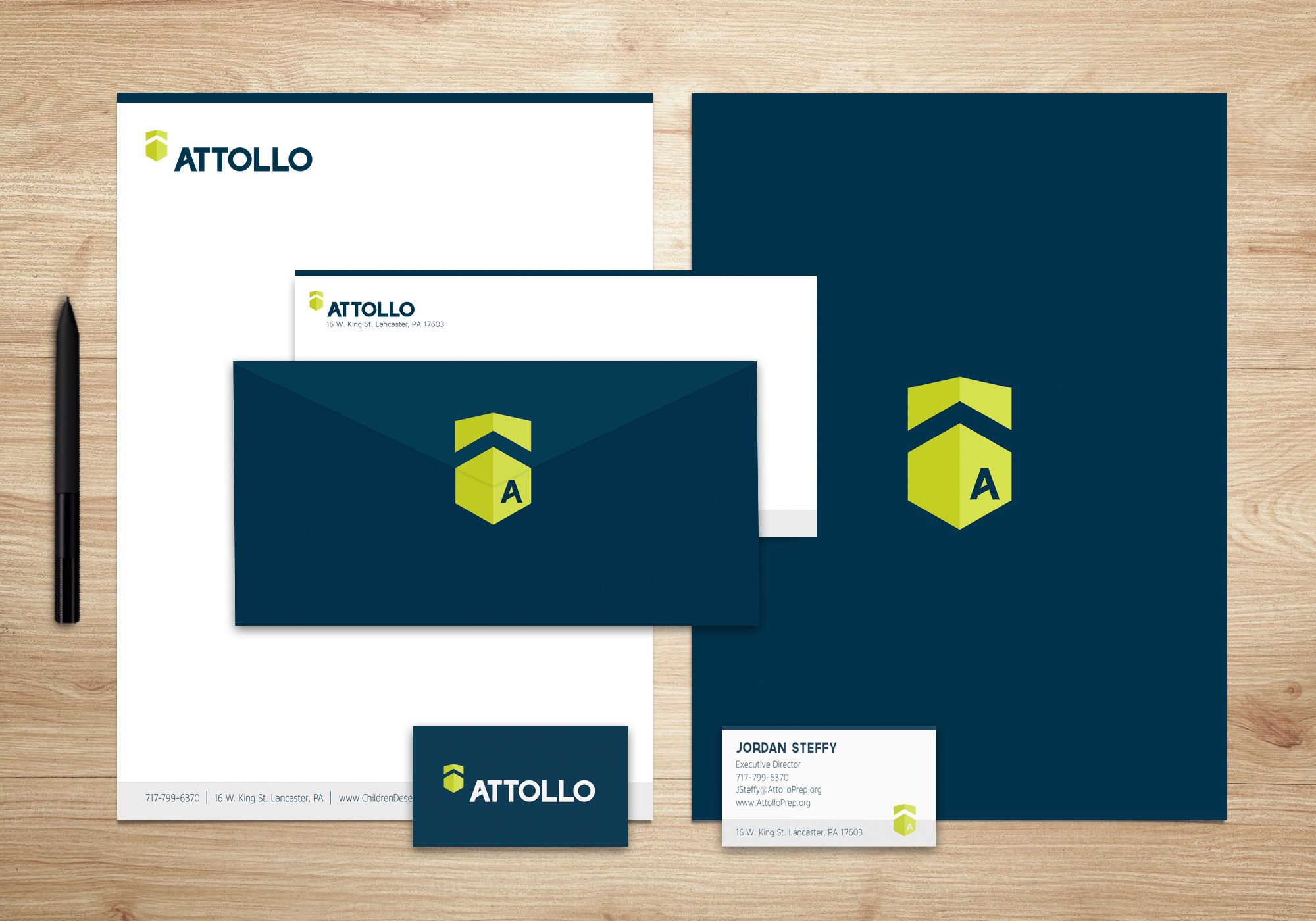 Attollo - Collateral Collection