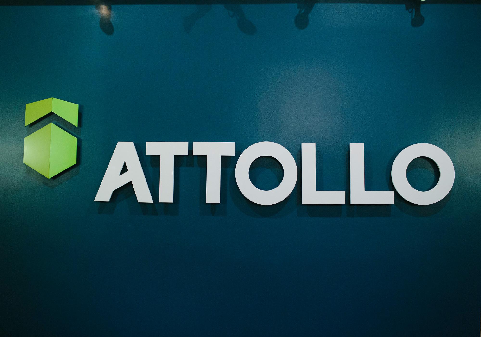 Attollo - Branded Signage