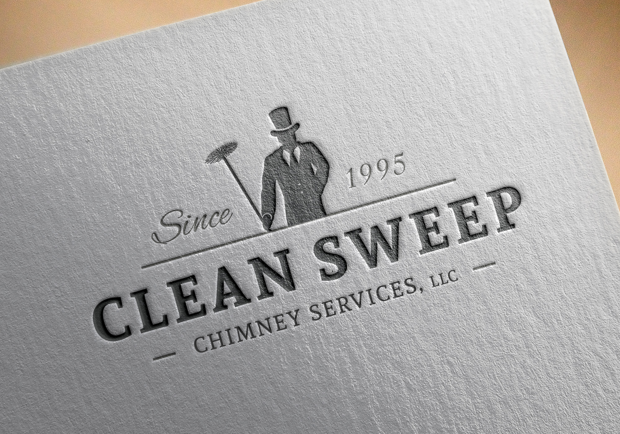 Clean Sweep Chimney Services - Logo