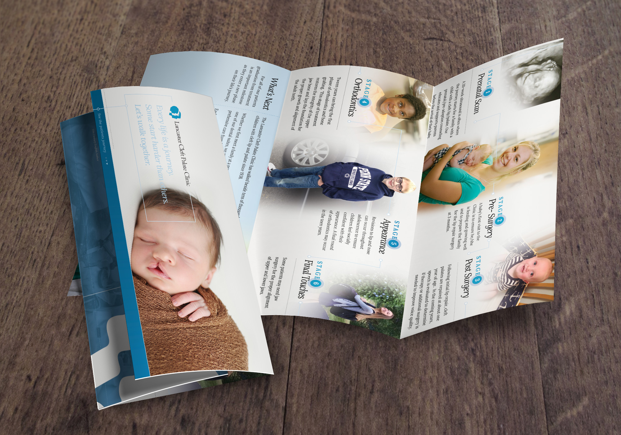LCPC - Trifold Brochure