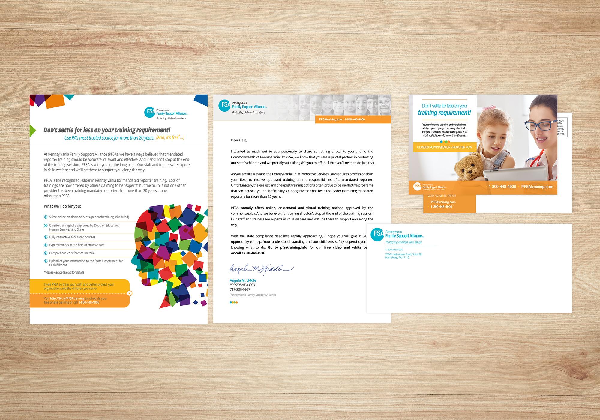 PFSA - Marketing Materials