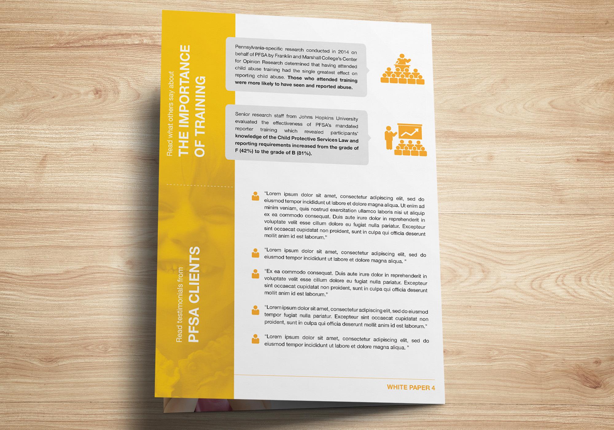 PFSA - White Paper 3