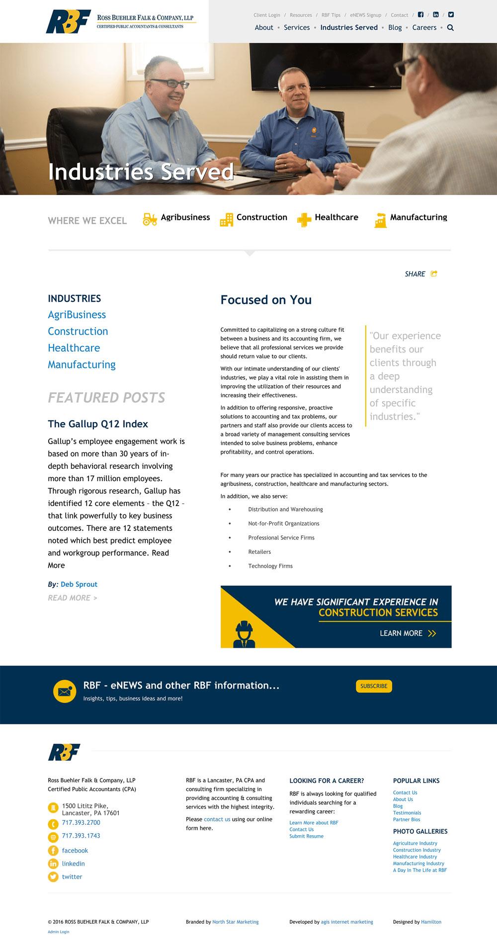 Ross Buehler Faulk & Company - Web Image 2