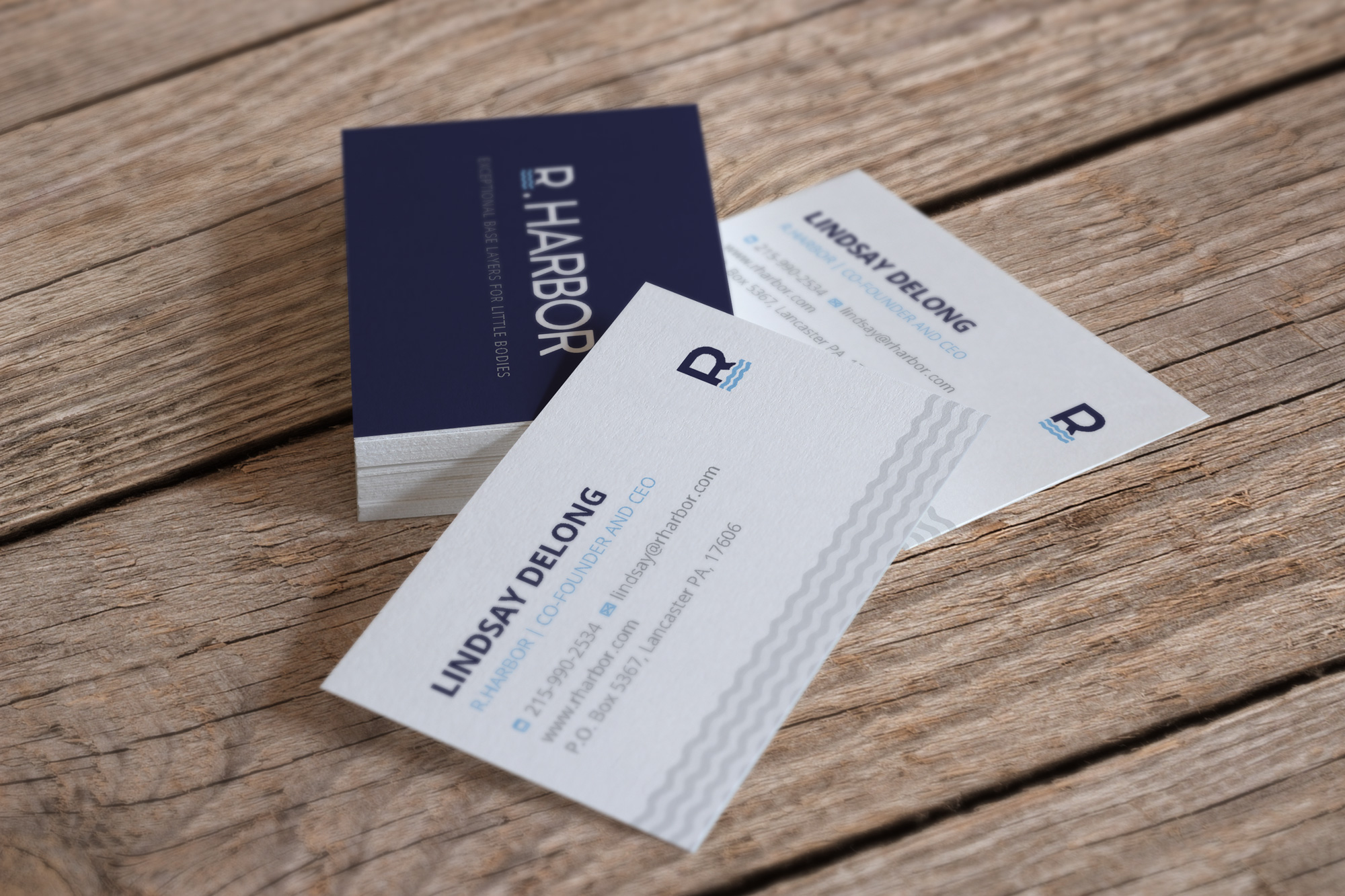 RHARBOR - Business Cards