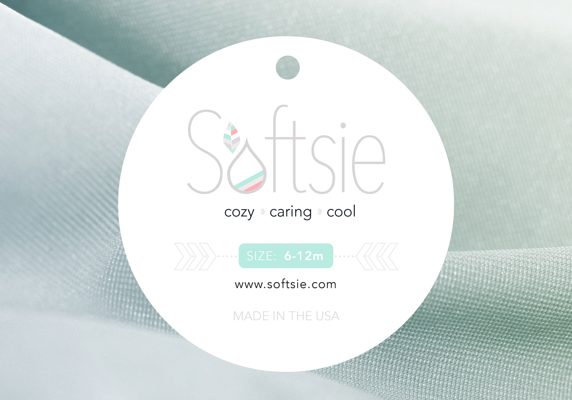 Softsie - Tag Design