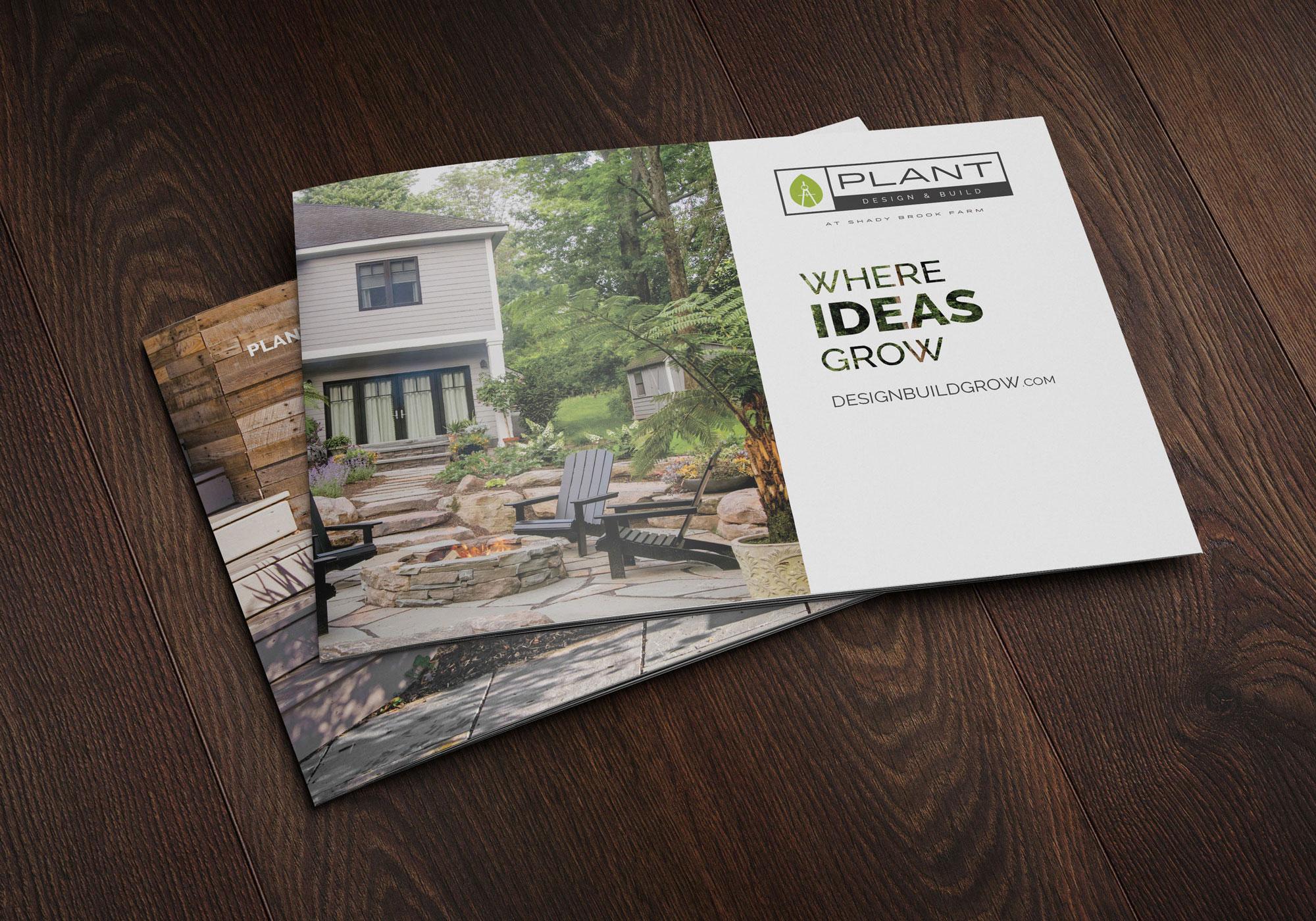 PLANT - Brochure 1