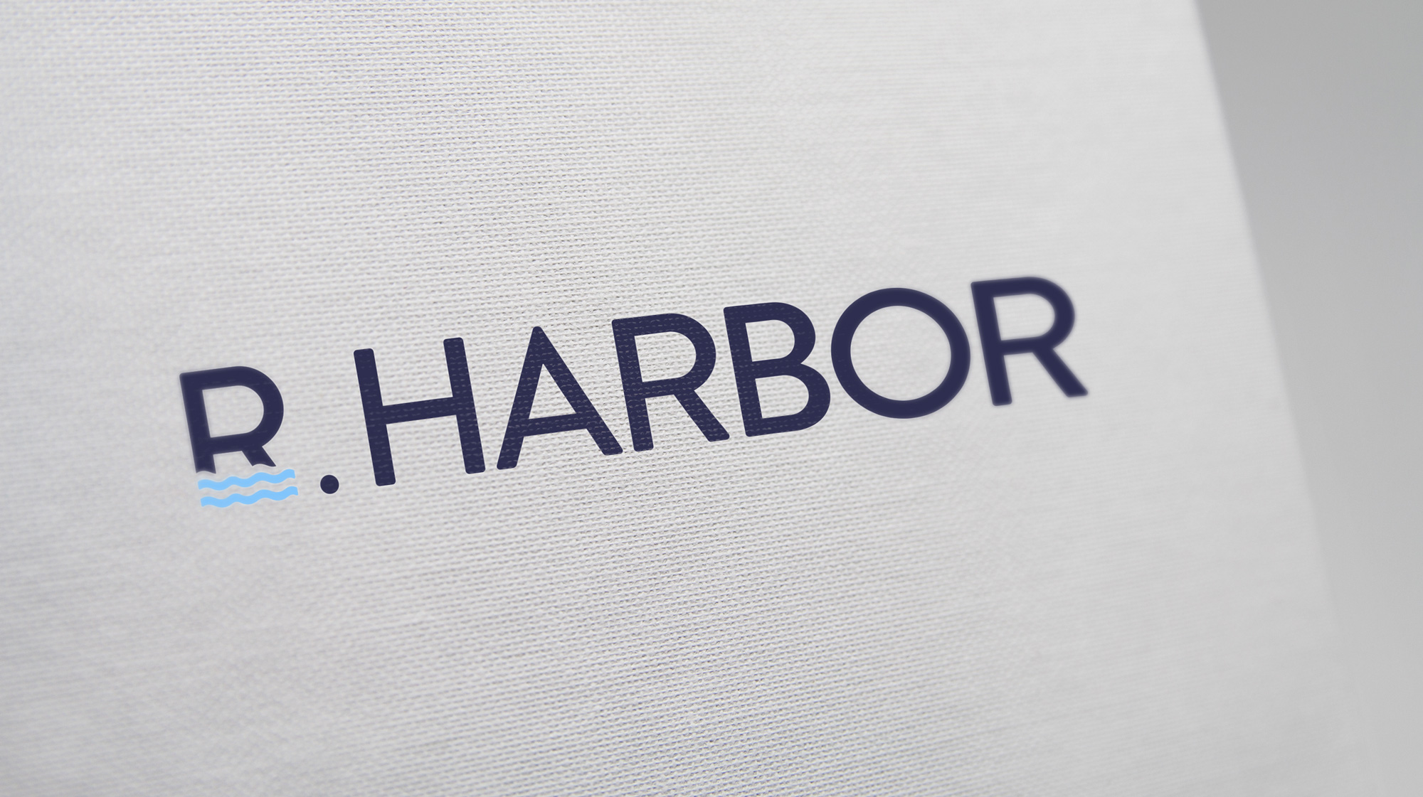 R.HARBOR - Logo