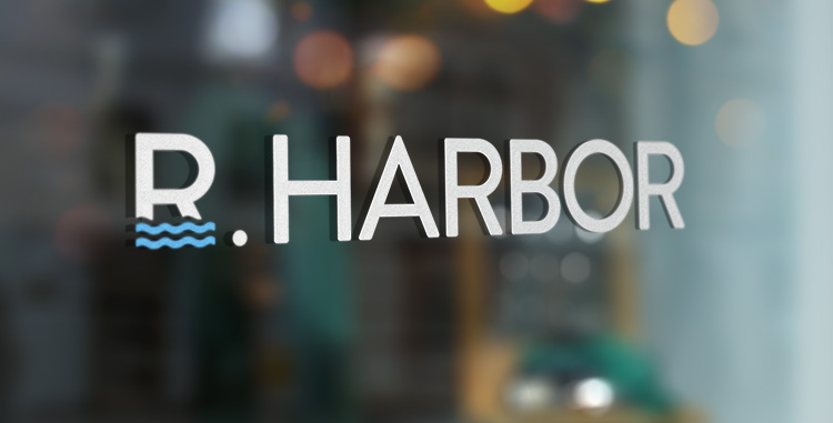R.Harbor - Brand and Website